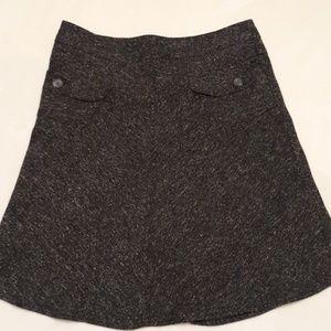 Lux Juniors Side Zip Skirt
